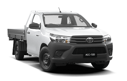 HiLux 4x2 WorkMate