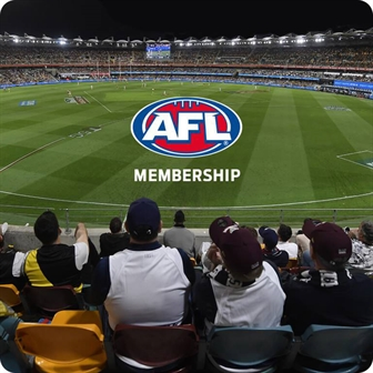 Up to 50% off AFL Memberships