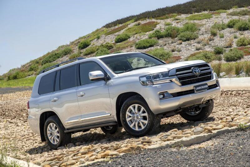 Toyota will offer just 400 examples of the new special edition LandCruiser 200 Sahara Horizon