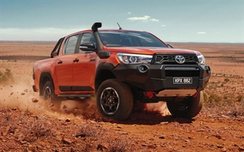 Toyota HiLux from Mike Carney Toyota