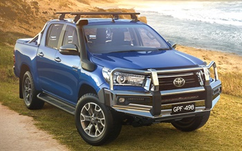 Toyota HiLux from Clintons Toyota