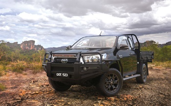 Toyota HiLux from Sydney City Toyota