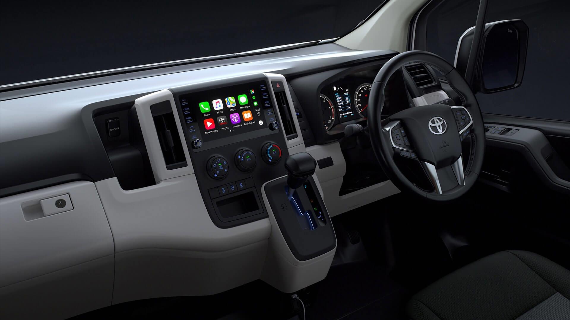 Toyota HiAce Performance