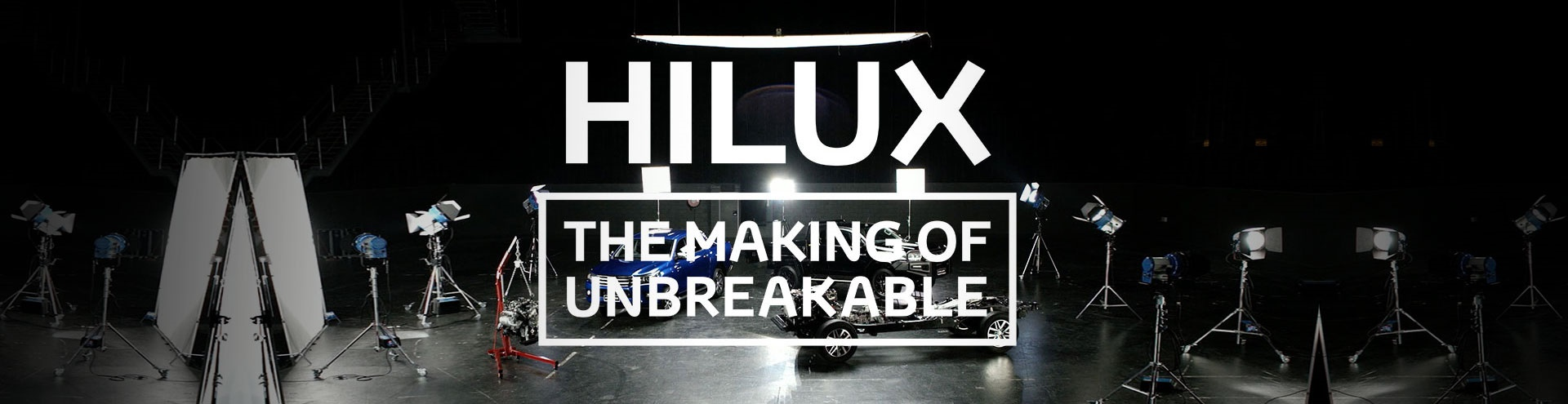 HiLux - The Making of Unbreakable