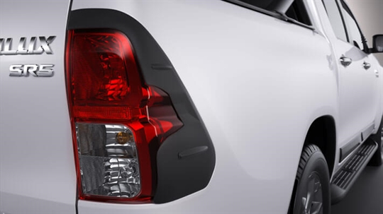 Rear Tail Light Covers