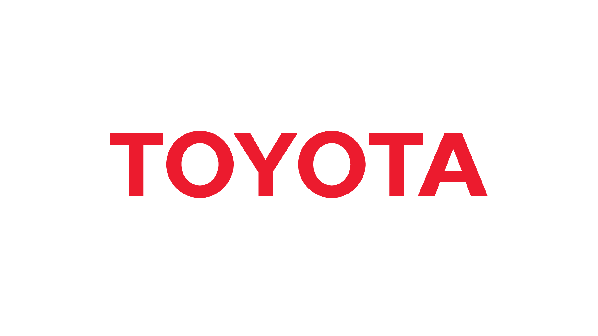 Toyota Corporate Logo