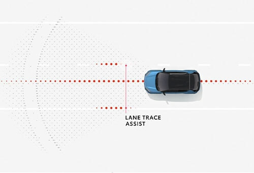 Lane Trace Assist