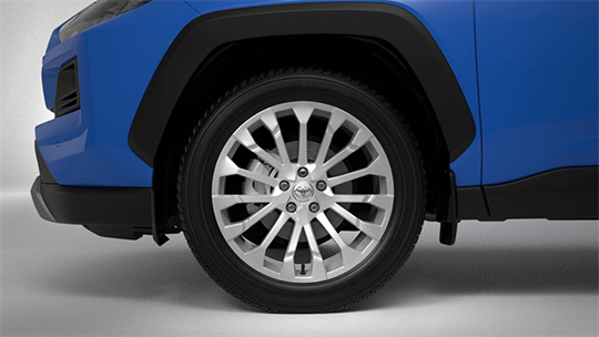 "19"" Alloy Wheels – Edge only"
