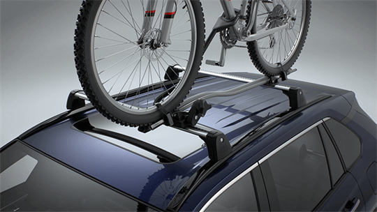 Bicycle Carrier – Roof Racks sold separately