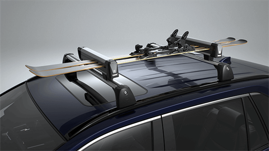 Ski/Snowboard Carrier – Roof Racks sold separately