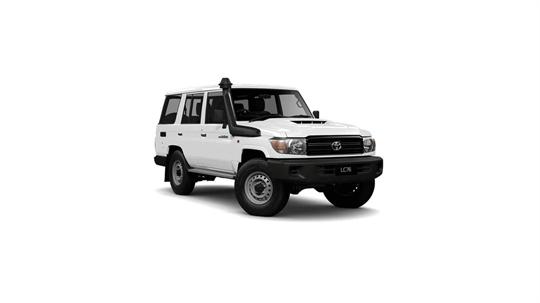 Toyota Landcruiser 70 Wagon
