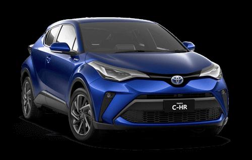 C-HR 2WD Koba Hybrid