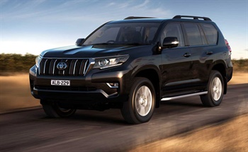 Toyota Prado from Rouse Hill Toyota