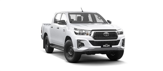 Hilux 4x4 Offer