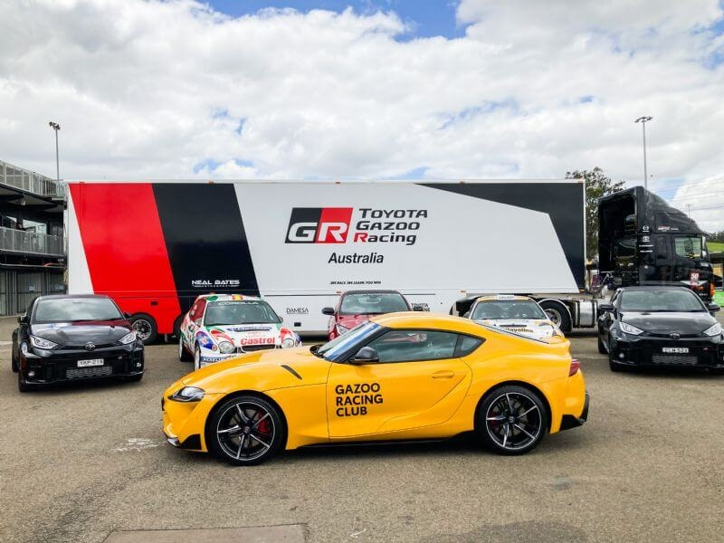The GAZOO RACING CLUB offers members a unique experience of Toyota's GR performance car and motorsport brand