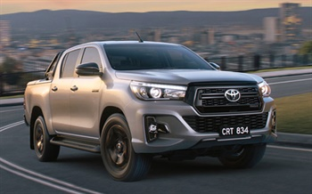 Toyota HiLux from Phil Gilbert Toyota