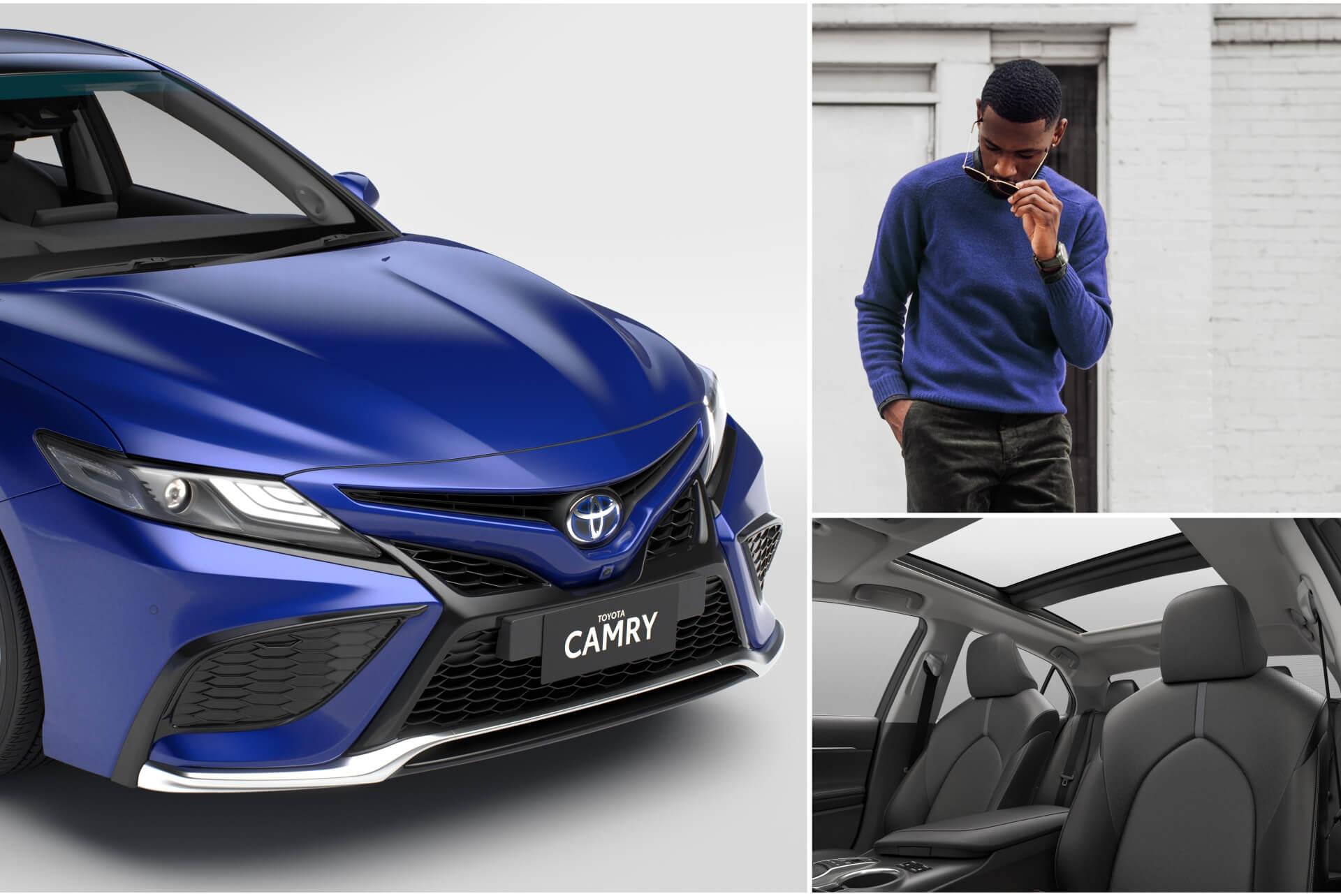 Toyota Camry Design and Interior