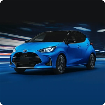 Celebrate the All-New Yaris