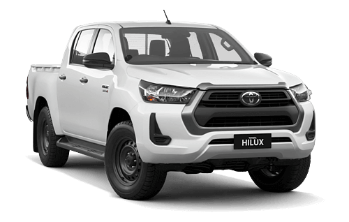 2019 HiLux 4x4 Rugged X