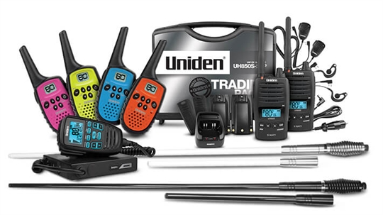 UHF CB Radios and Antennas