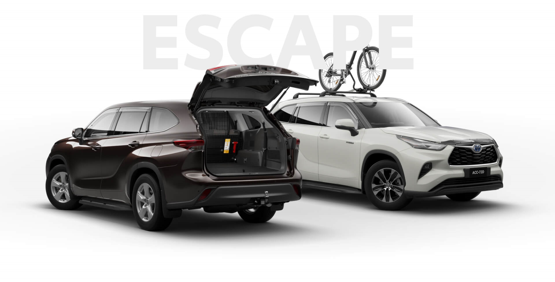 Toyota Kluger Accessories