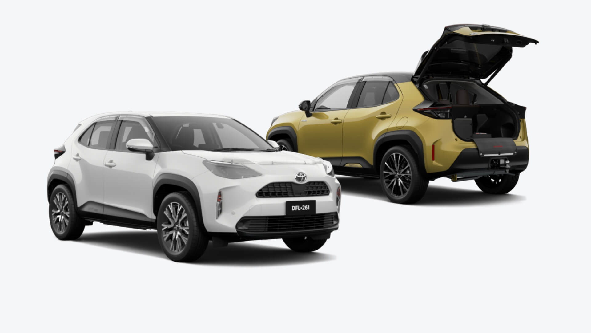 Toyota Yaris Cross Accessories