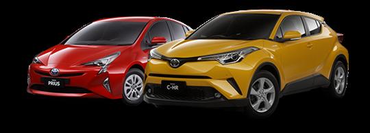 Toyota Access with Guaranteed Future Value