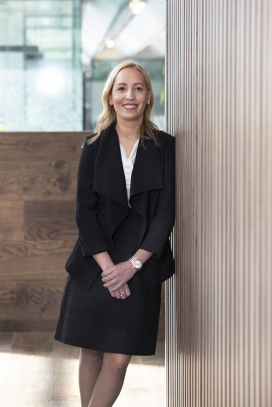 Toyota Australia's new Public Affairs Manager Emily Haseloff
