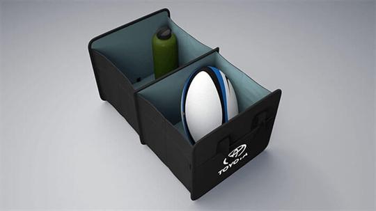 Boot Organiser