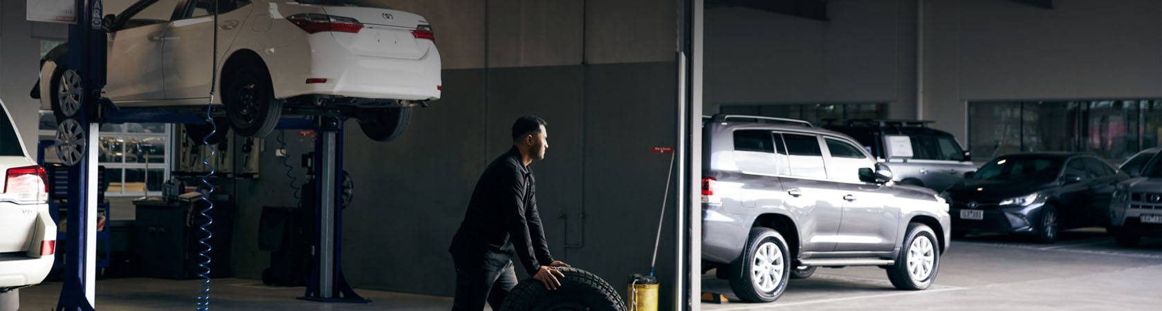 Geraldton Toyota Vehicle Service