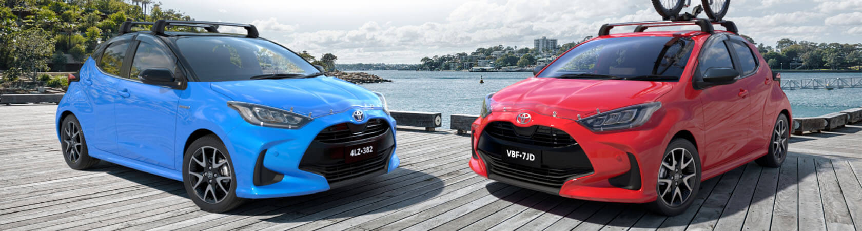 Sydney City Toyota Yaris