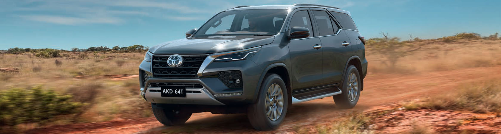 Grand Toyota Clarkson Fortuner