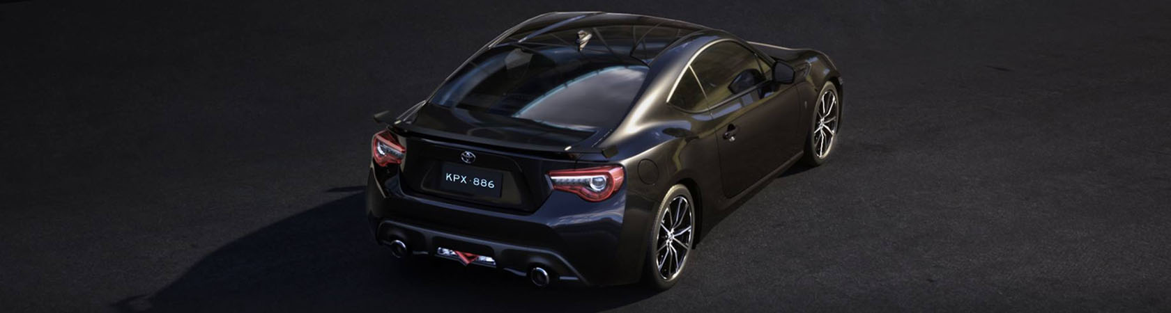 Phil Gilbert Toyota 86