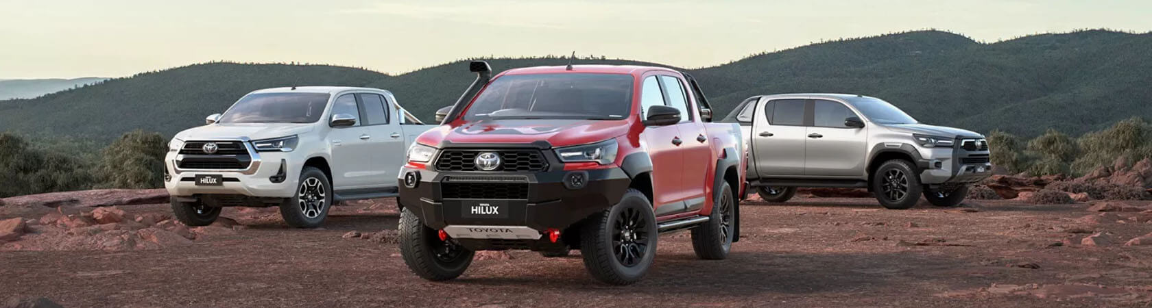Peter Kittle Toyota - Alice Springs HiLux