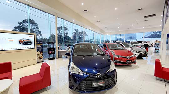 About Ferntree Gully Toyota