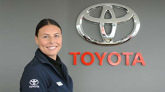 Our Team at Ferntree Gully Toyota