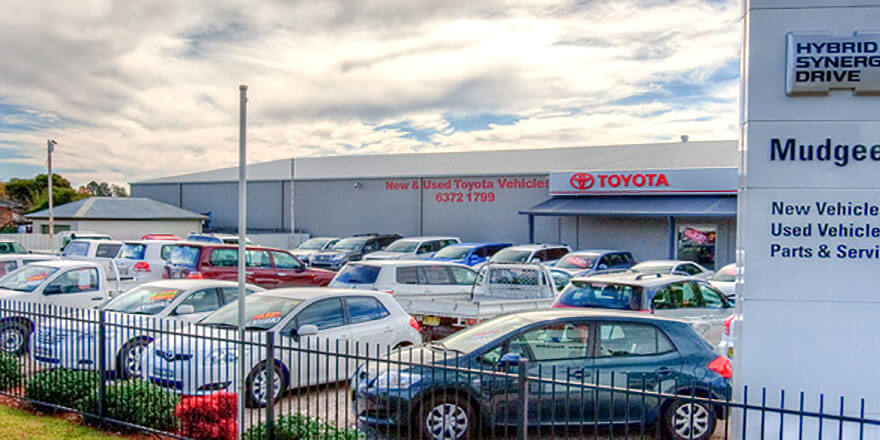 Toyota Customer Service at Mudgee Toyota