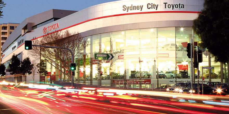 Why Buy From Sydney City Toyota