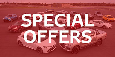 Special Offers from Terry Shields Toyota