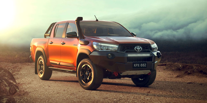New Toyota Vehicles from Shepparton Toyota