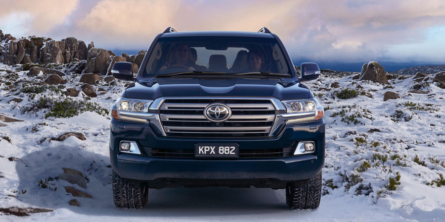 New Toyota Vehicles from Southern Highland Toyota