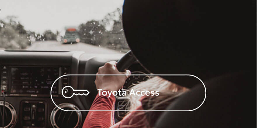 Toyota Access - A Smarter Way to Buy at Le Mans Toyota - Tottenham