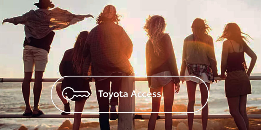 Toyota Access - A Smarter Way to Buy from Cowra Toyota