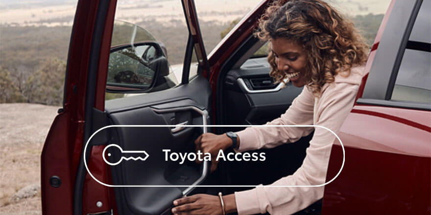 Toyota Access - A Smarter Way to Buy at Macquarie Toyota