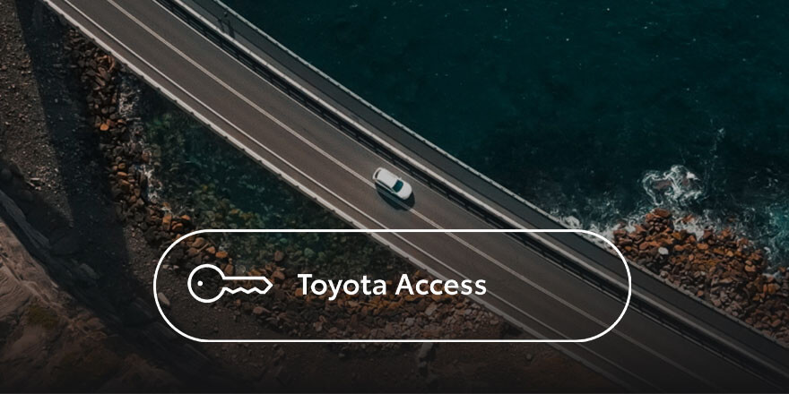 Toyota Access - A Smarter Way to Buy at Charters Towers Toyota