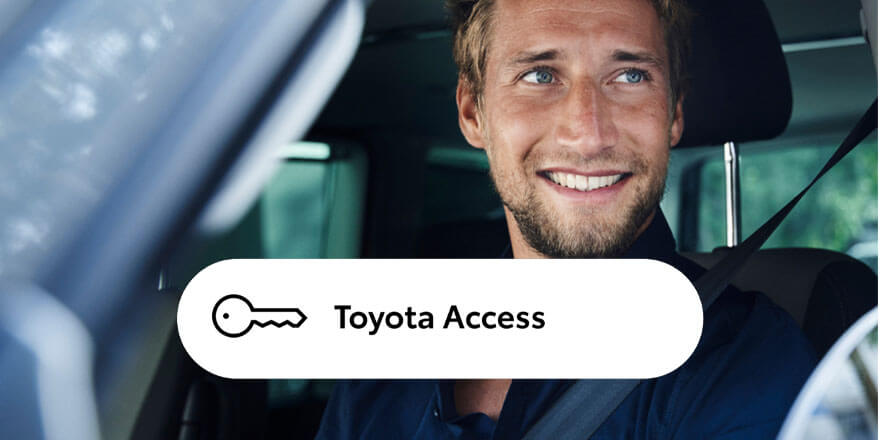 Toyota Access - A Smarter Way to Buy at Preston Toyota