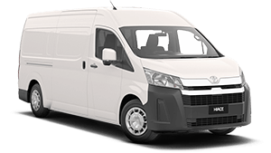 Super Long Wheelbase Van