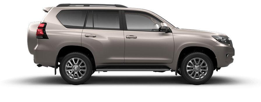 Toyota Prado Colours Co Op Toyota