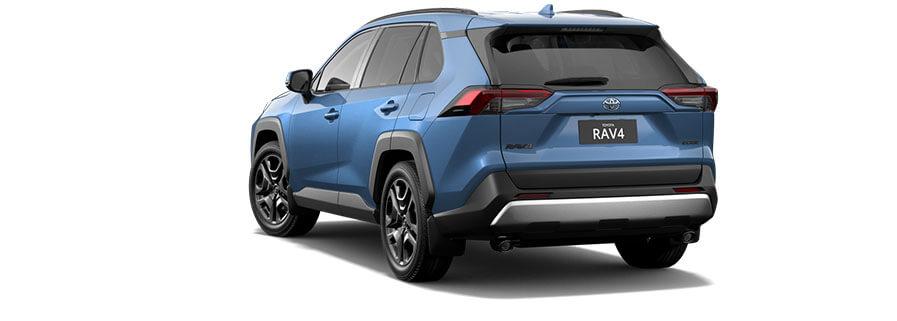 Toyota Rav4 Colours