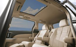 Peter Kittle Toyota - Alice Springs Tarago with an Accommodating, Flexible and Inviting Interior